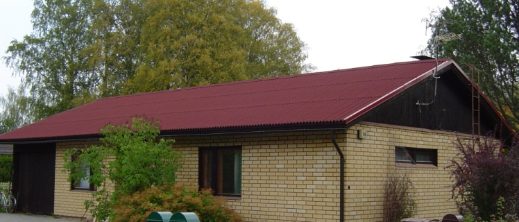 Bituminis siferis stogas 2
